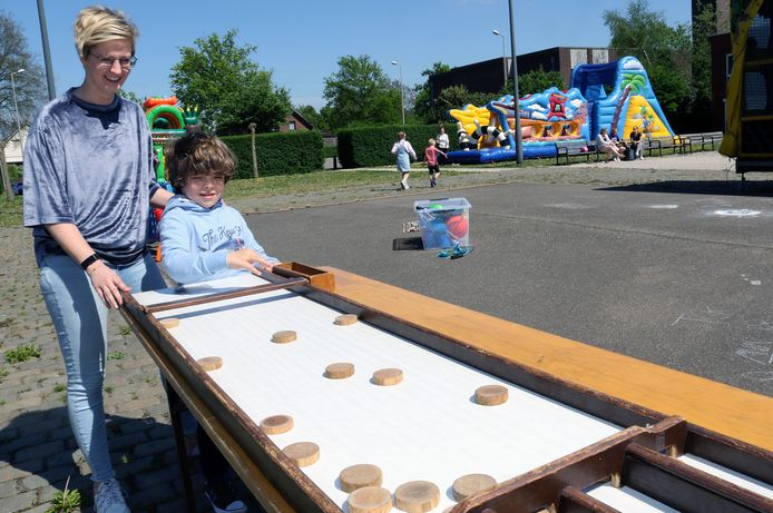 De buitenspeeldag in Zevendonk (Turnhout).