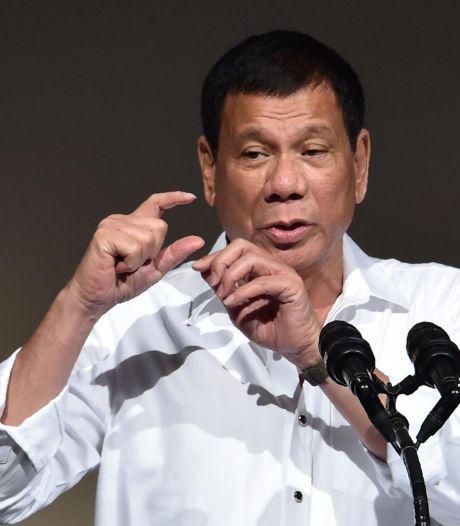 Le président philippin veut expulser les troupes américaines