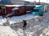 Les images cataclysmiques de Guadalajara au Mexique après un violent orage de grêle
