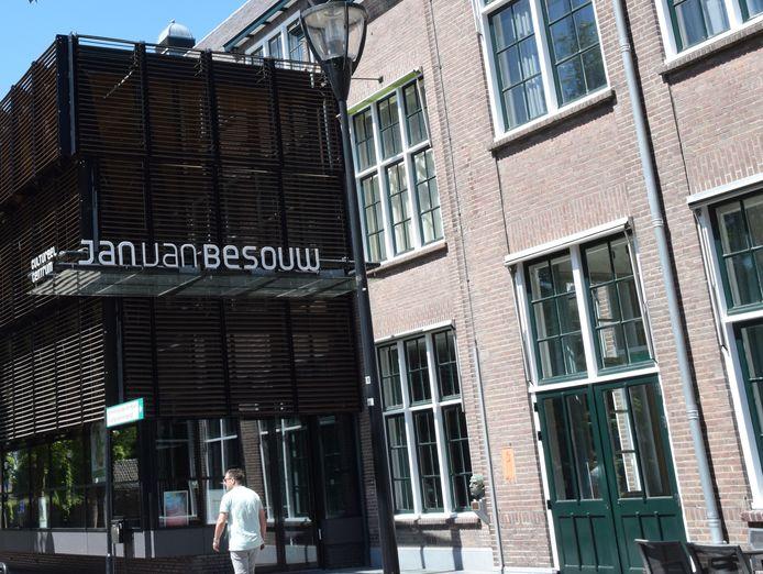 Wederom financieel tekort CC Jan van Besouw.