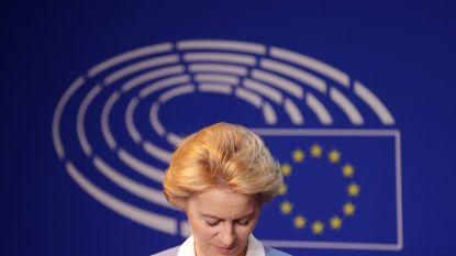 Liberalen en sociaaldemocraten willen von der Leyen steunen, maar wel onder voorwaarden
