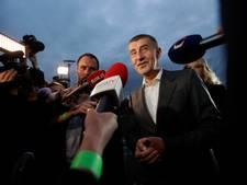 Miljardair en populist Babis wint verkiezingen in Tsjechië
