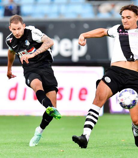 FC Eindhoven legt basis voor winst op FC Den Bosch in sterke eerste helft, maar houdt het onnodig lang spannend