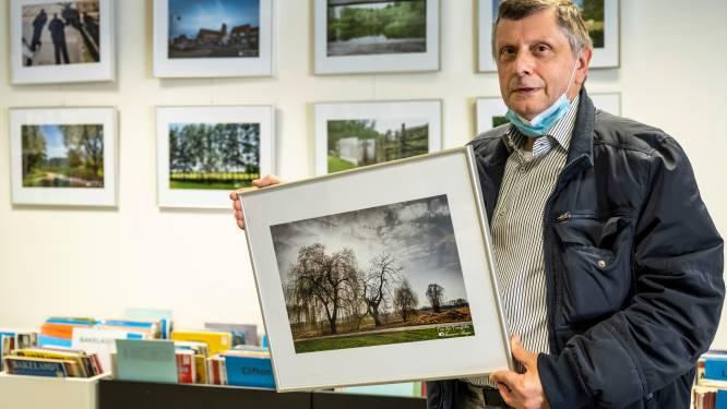 """Gewezen burgemeester Saeys toont werk uit eigen fotoreeks """"Wandelen door Lebbeke"""" in bib"""