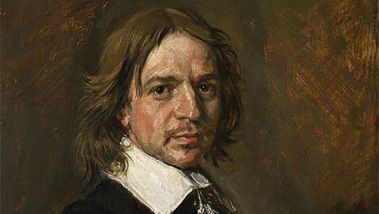 Uitsnede van het portret Een onbekende man. Beeld Sotheby's