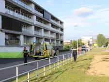 Val uit flatgebouw Utrechtse wijk Terwijde blijkt geen misdrijf