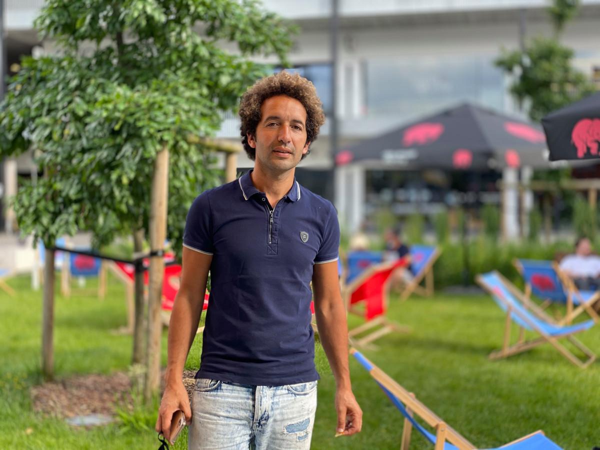 Organisator Gugurtha Silkhider