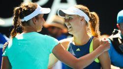 """Waarom Elise Mertens niet in de finale staat: """"Wozniacki zette al snel haar juiste aanvalsplan op punt"""""""