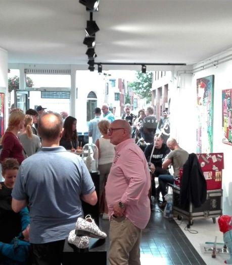 Galerie Benjamin Scheltema in Roosendaal geopend