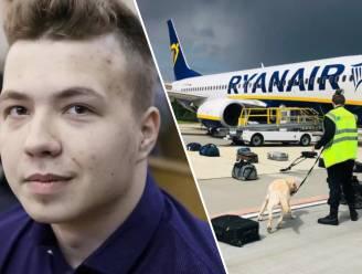 Vlucht met Protasevitsj al vóór bommelding omgeleid naar Minsk