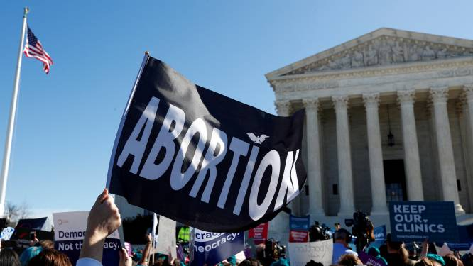Amerikaans Hooggerechtshof onderzoekt wet die abortus verbiedt na 15 weken
