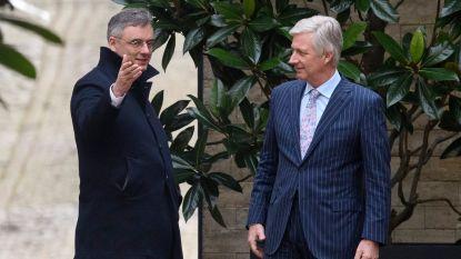 """Coens noemt veto's tegen N-VA gevaarlijk: """"Een Vlaamse meerderheid blijft voor ons belangrijke voorwaarde"""""""