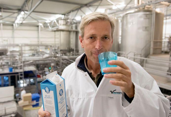 Melkveehouders produceren zoveel als ze kunnen en laten iemand anders kijken of het verkocht kan worden.