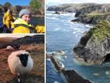 """Philippe en Leen bouwden een nieuw leven uit op het Ierse eiland Inishbofin: """"Zolang we ons hier goed voelen, blijven we. Maar niets is voor altijd"""""""