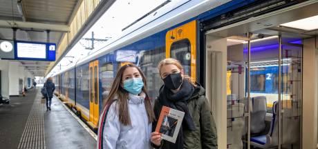 Studenten stellen seksuele intimidatie in ov aan de kaak in boek: 'Belachelijk dat vrouwen zich onveilig voelen'
