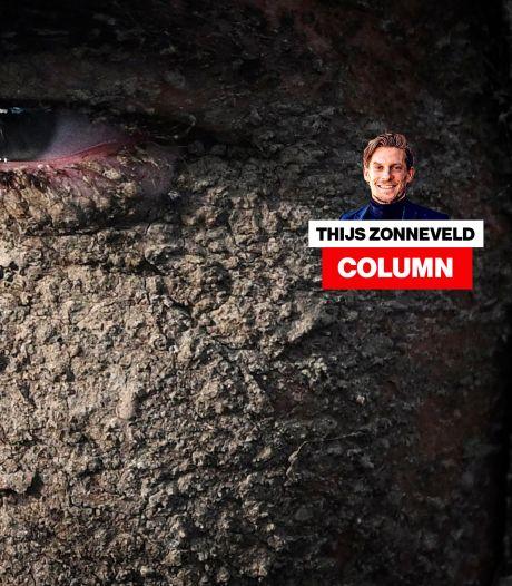 Het zou me niet verbazen als er over tweeduizend jaar tientallen renners worden opgegraven door archeologen