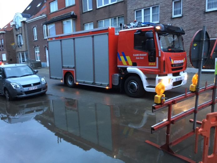 Tienen kampte in het verleden al meermaals met wateroverlast. Volgens cijfers van Statistiek Vlaanderen zal dit in de toekomst alleen maar toenemen.