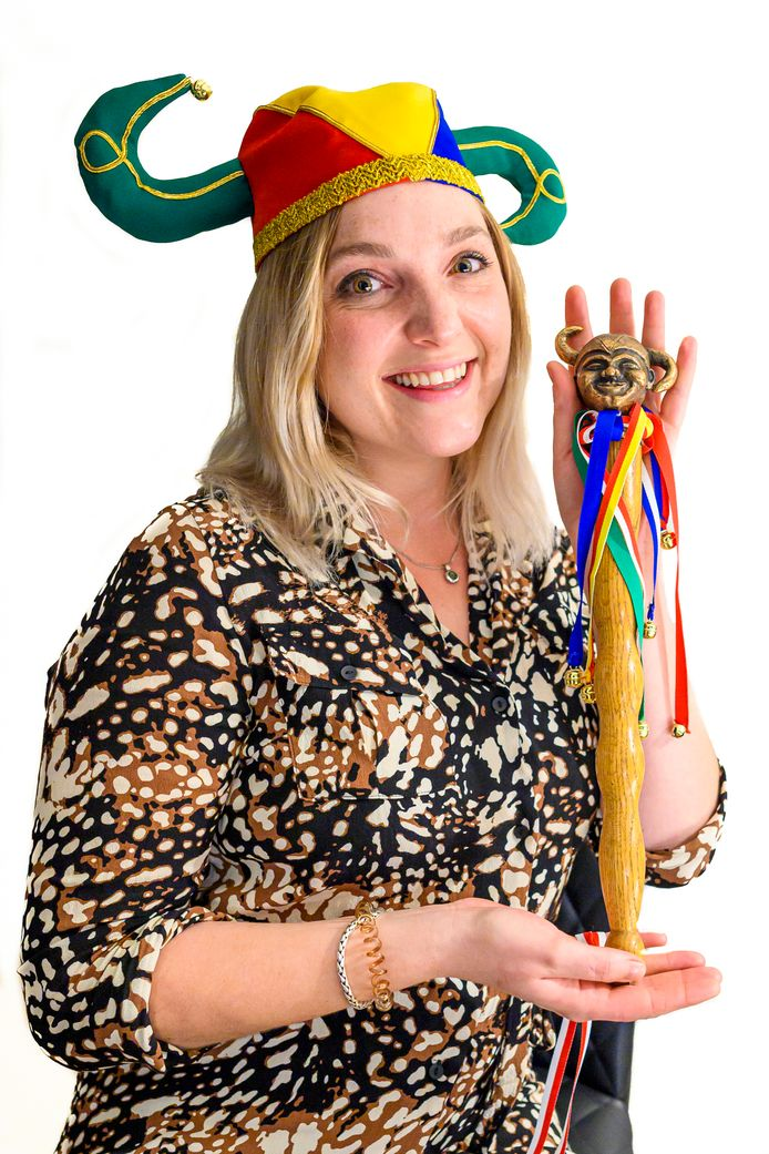 Carmen Hack is de nieuwe nar van Tullepetaonestad.