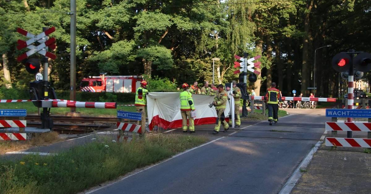 Geen treinen tussen Zutphen en Arnhem door aanrijding.