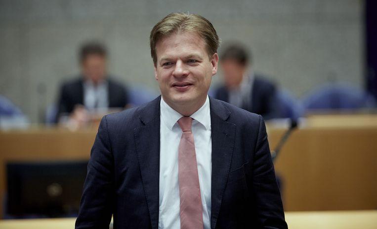 Pieter Omtzigt. Beeld anp