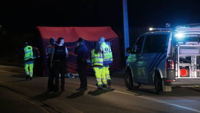 Motorrijder (53) omgekomen na klap tegen verlichtingspaal