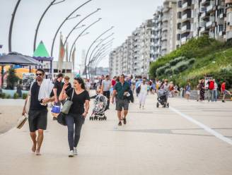"""Kusthoreca tevreden over maand juli: """"Meer overnachtingen en mensen bleven langer aan tafel"""""""