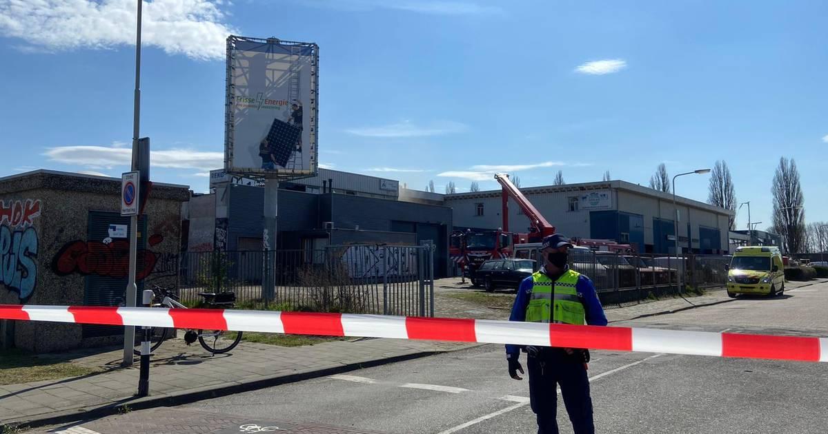 Brand in Arnhem bij voormalige islamitische slagerij