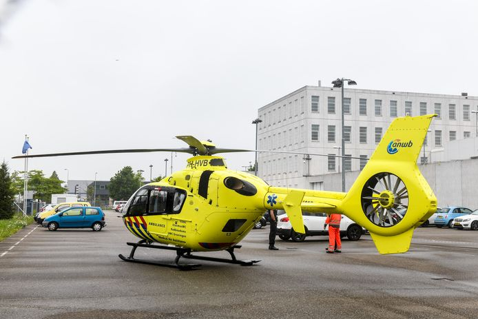 Traumahelikopter PI Alphen