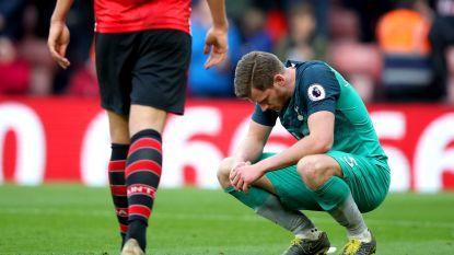 Tottenham verslikt zich in Southampton ondanks nieuwe goal Kane
