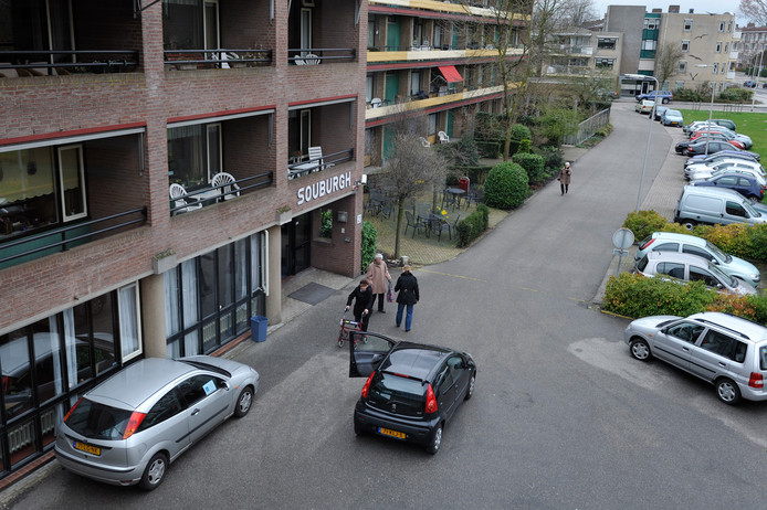 Huize Souburgh in Waddinxveen.