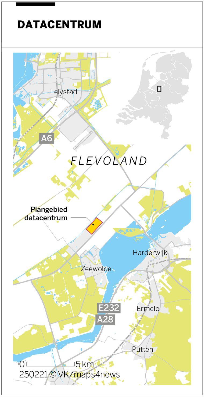. Beeld Volkskrant Infographics