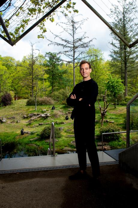 De gorilla in de Apenheul als inspiratiebron voor deze architect uit Apeldoorn