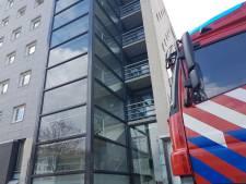 Boiler lekt gas in appartementencomplex in Hengelo