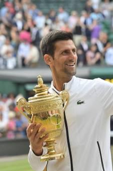"""Djokovic après sa victoire épique contre Federer: """"Quand j'entends la foule crier 'Roger' j'entends 'Novak'"""""""