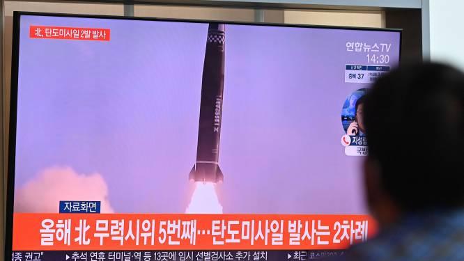 VS willen dialoog met Noord-Korea na raketlancering