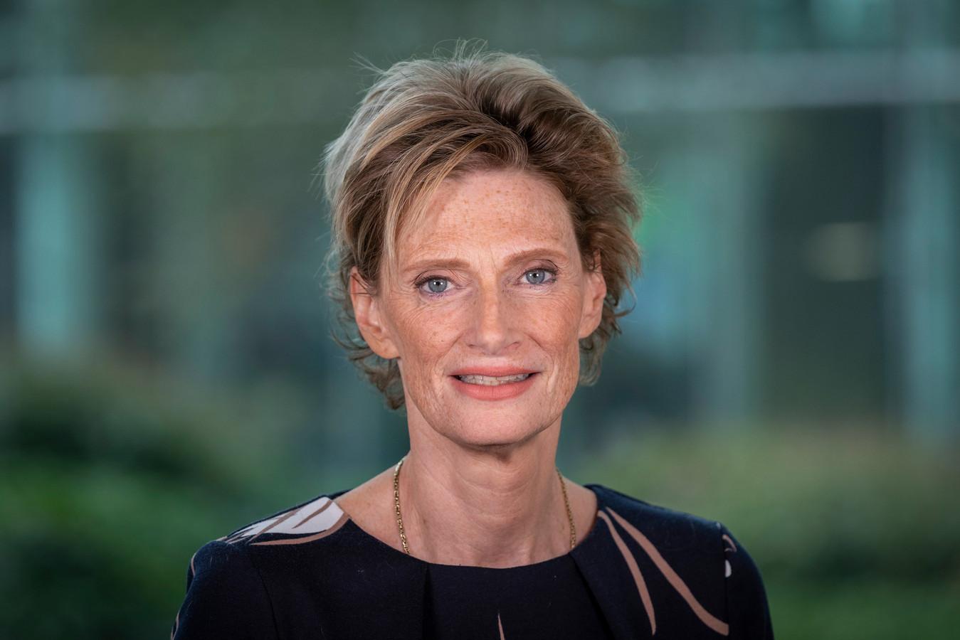 Inspecteur-generaal Alida Oppers van de Inspectie van het Onderwijs.