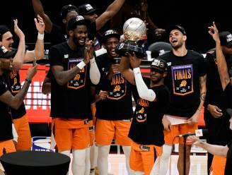 Phoenix Suns voor het eerst sinds 1993 in NBA-finale, Milwaukee Bucks of Atlanta Hawks tegenstander?