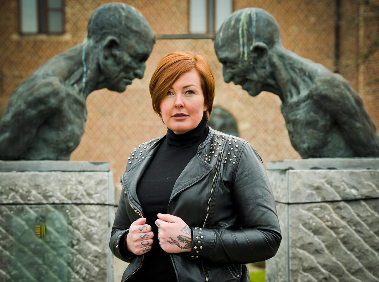 Sigrid Schellen is sinds corona geen sekswerker meer, en twijfelt of ze haar job zal hervatten na de crisis.