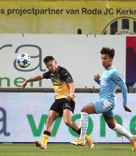 Samenvatting   Roda JC - Jong PSV