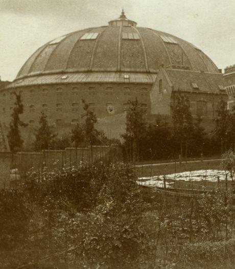 Arnhem was de eerste stad met een Koepelgevangenis, en nog steeds proberen ze eruit te ontsnappen