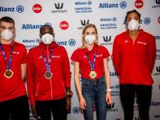 """5 médailles belges aux championnats d'Europe d'athlétisme en salle: """"Un résultat au-dessus de nos attentes"""""""
