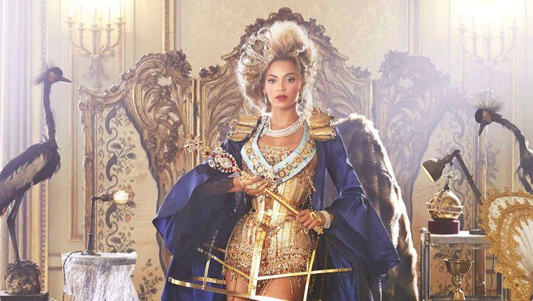 Beyoncé lijkt iedereen aan te spreken met een serieuze boodschap Beeld Cineliz/hh