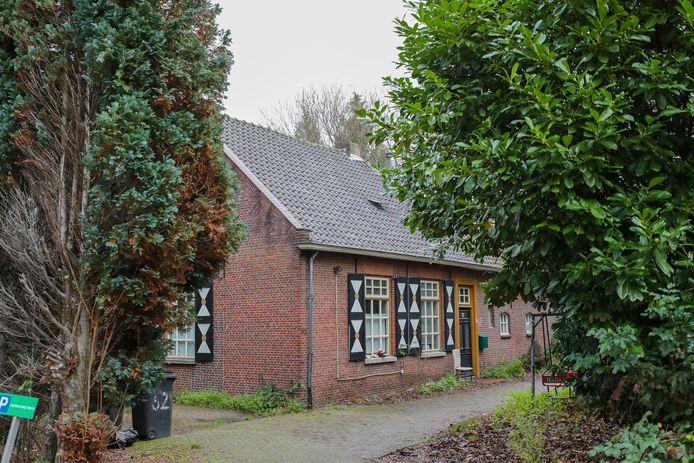 Boerderij Kronehoefstraat in Eindhoven.
