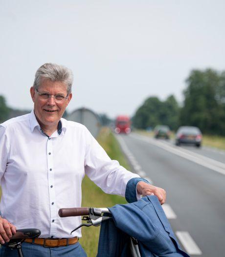Wierdense wethouder Coes kan in Nijverdal blijven wonen
