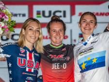 BMX'ster Laura Smulders wint in Turkije 21ste wereldbekerwedstrijd: 'Uniek'