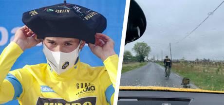 Primoz Roglic heeft geen tijd voor feestje: focus meteen op Tour de France