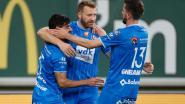 LIVE. Gent met 1-0-voorsprong rust in tegen Moeskroen, bezoekers zijn minstens de evenknie