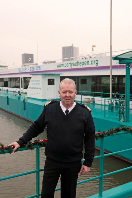 Partyschip Marline krijgt mogelijk opstapplek bij Voedingskanaal in Spijkenisse
