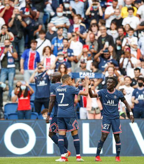 Le PSG reçu 5 sur 5 avant d'affronter Bruges en Ligue des champions