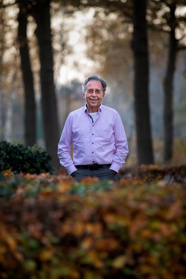 Psychotherapeut Ard Nieuwenbroek.